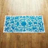 【一点物】オトミ刺繍 タペストリー 61