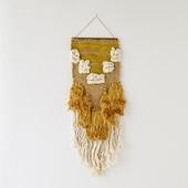 【一点物】Janelle Pietrzak Wall Hanging M