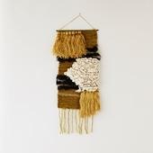 【一点物】Janelle Pietrzak Wall Hanging L