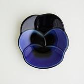 【一点物】Birger Kaipiainen Viola Arabia Display Plate/フィンランド買付品