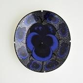【一点物】Birger Kaipiainen  PRO ARTE - ELEGANCE 4 Arabia Display Plate/フィンランド買付品