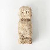【一点物】ティモール島 石像