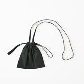 Drawstring Bag Strap グリーン XS