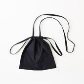 Drawstring Bag Strap ネイビー SS