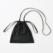 Drawstring Bag Strap グリーン SS