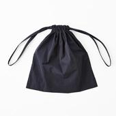 Drawstring Bag ネイビー