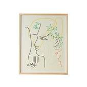 【定番品】ジャン・コクトー 「オルフェウスと竪琴」