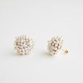 asumi bijoux shirotsumekusa bouquet pierce
