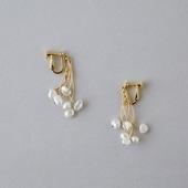 asumi bijoux popolace short earring