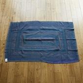 【一点物】ヴィンテージ ラリー キルト 179×121 【no3144】
