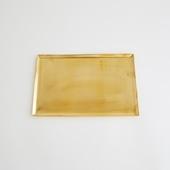 真鍮ソートトレー レクタングル M