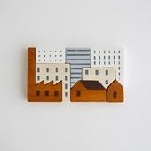 COMPANY Small City Puzzle
