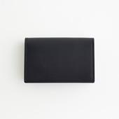 Hender Scheme folded card case ブラック