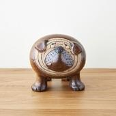 Vintage Lisa Larson Kennel Bulldog
