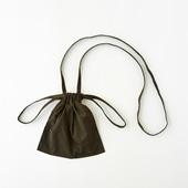 Drawstring Bag Strap カーキ XS