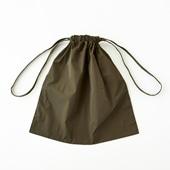 Drawstring Bag カーキ