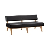 【在庫品】SOLID BENCH Black