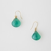 sai Pierce Green Chalcedony