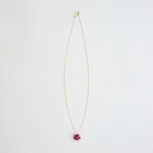 sai Necklace Ruby